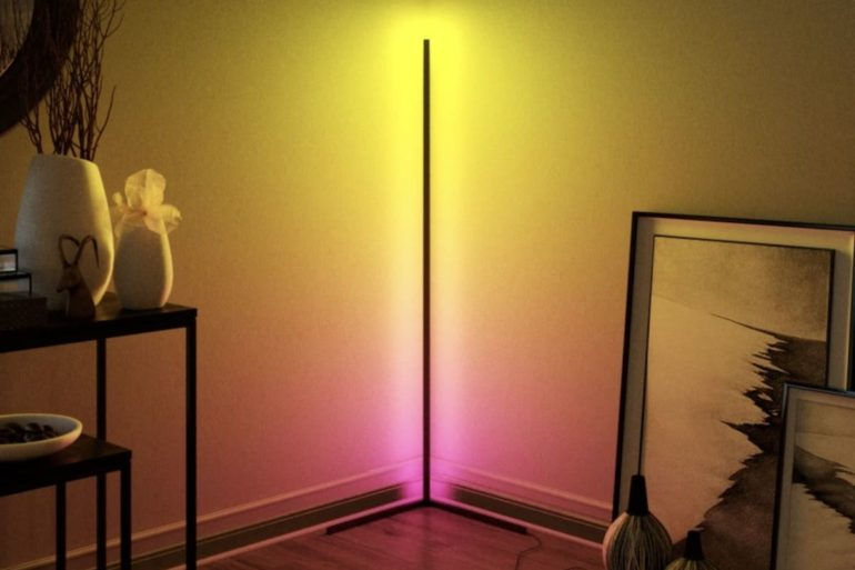 Minimal Lamp Vibrancy
