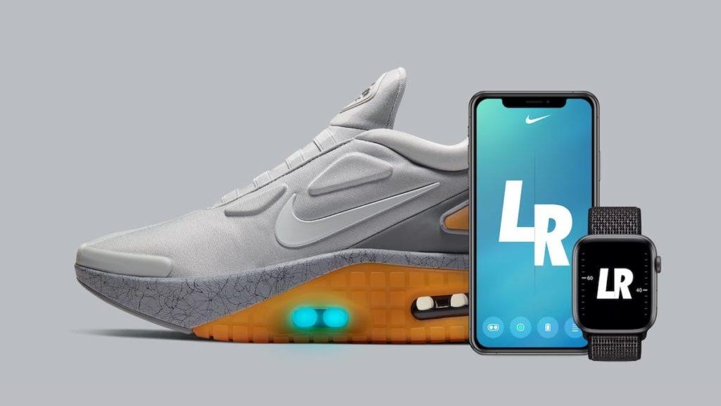 Adapt Auto Max Ökosystem - Sneaker und AppAdapt Auto Max Ökosystem - Sneaker und App