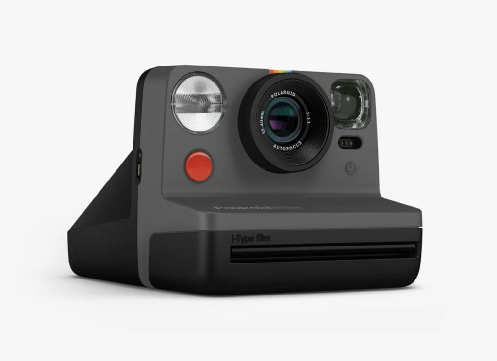 Polaroid Now i-Type in Schwarz