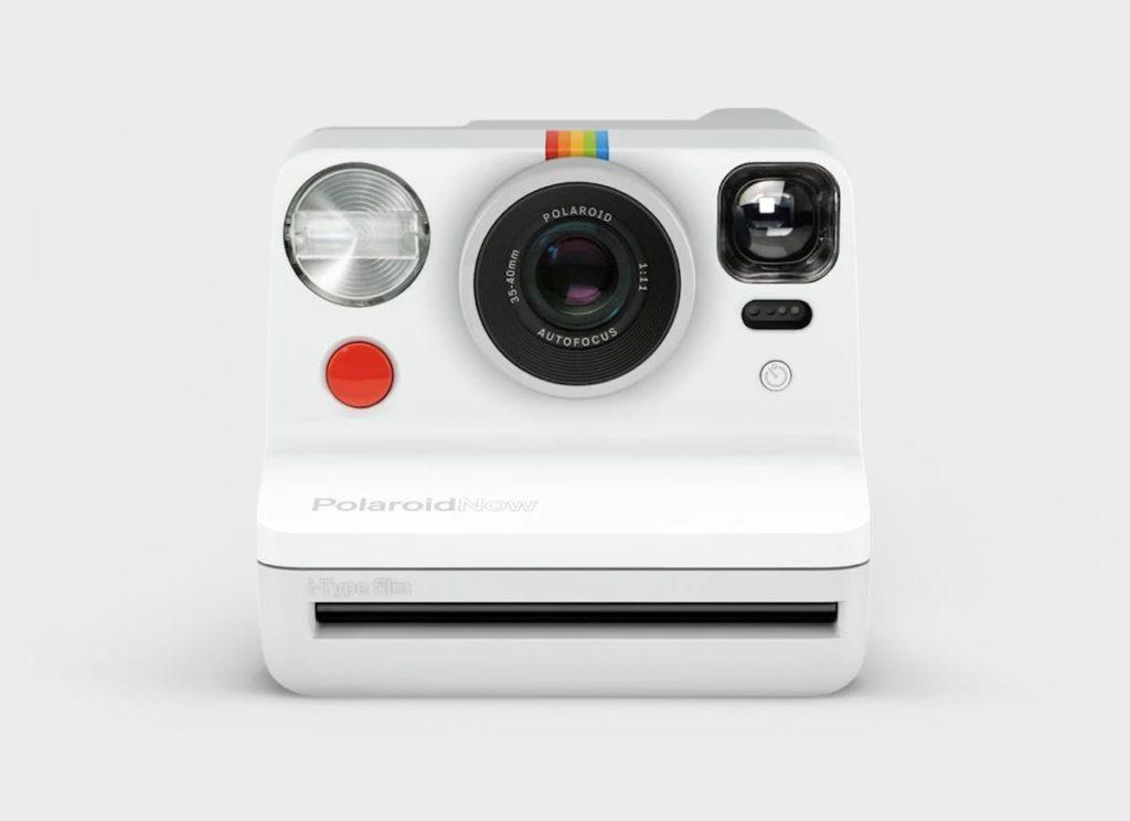 Polaroid Now Sofortbild-Kamera in Weiss