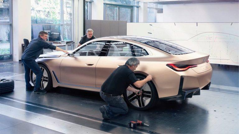 BMW Concept i4 - 2020