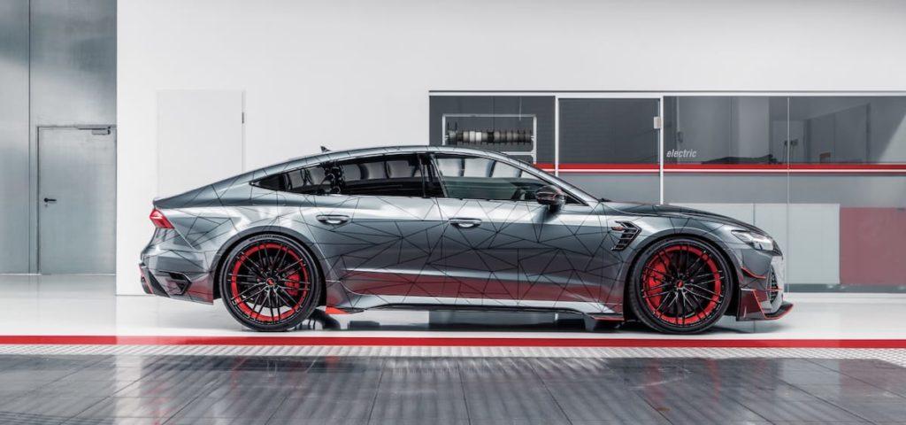 Limitierter ABT RS7-R Audi mit 740 PS