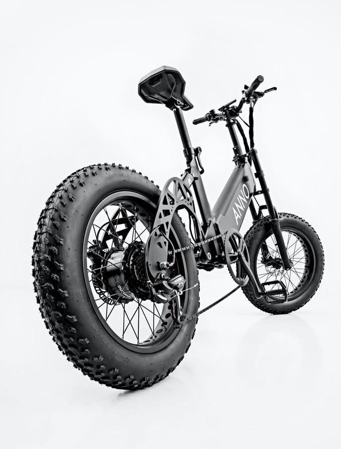 Annobike A1 E-Bike Details