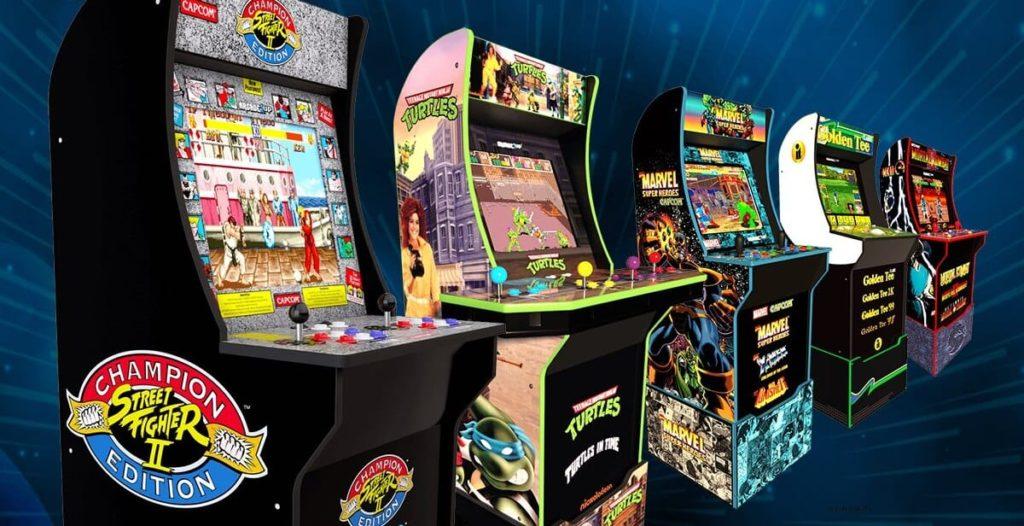 Arcade1Up Retro Spielautomaten