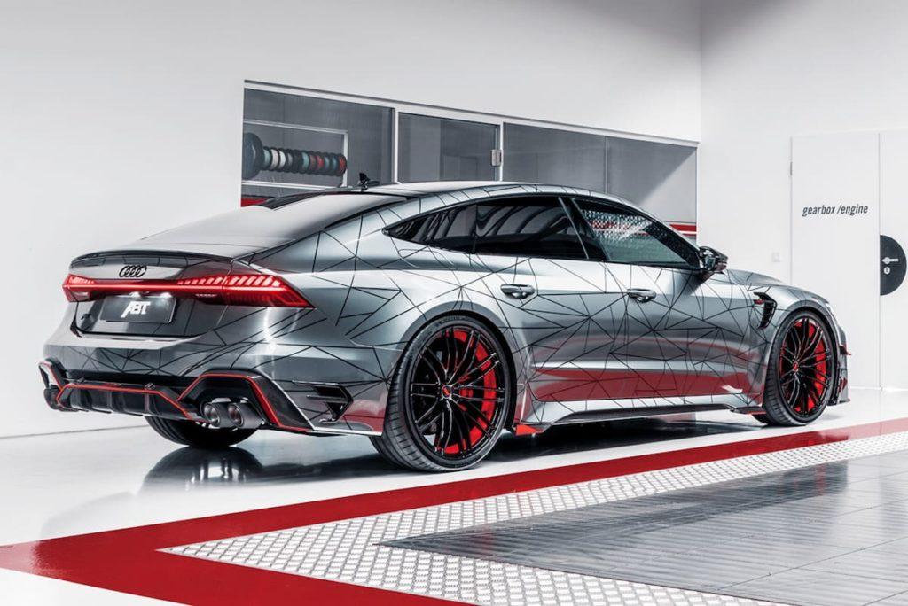 ABT RS7-R Audi Seitenansicht