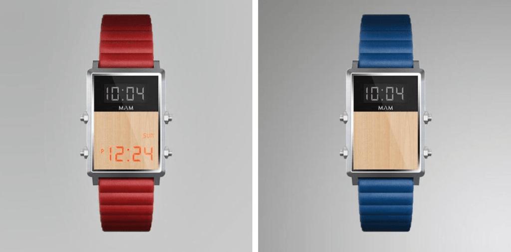 BTTF 091 und 092 Uhren