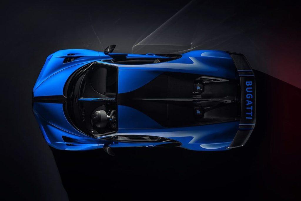 Bild des Bugatti Chiron Pur Sport