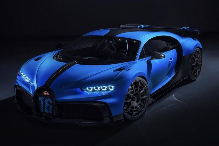 Chiron Pur Sport von Bugatti