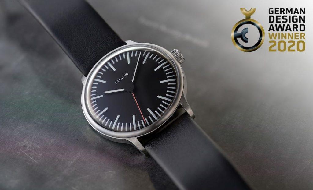 DEFAKTO Meta Standard Uhr