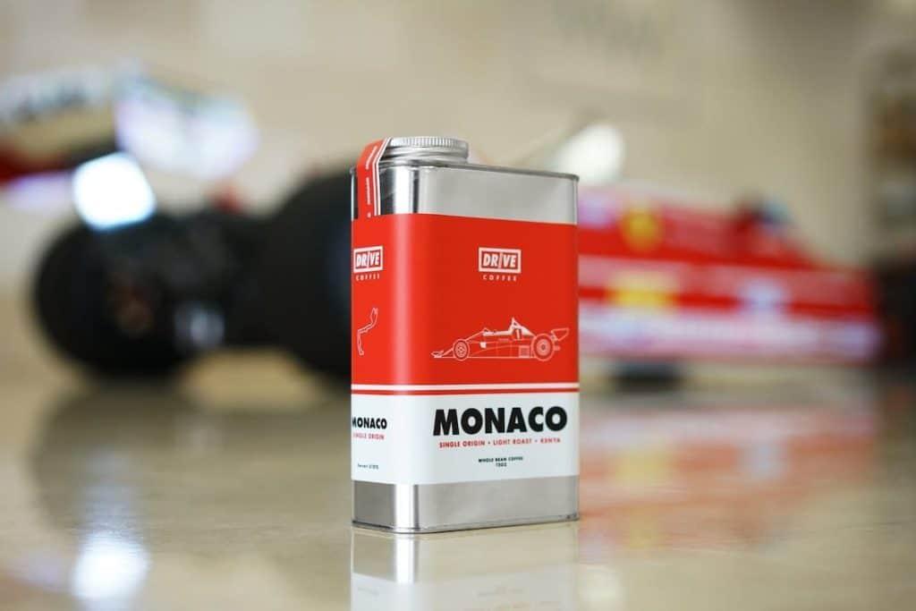 Monaco Kaffee-Bohnen aus Kenia