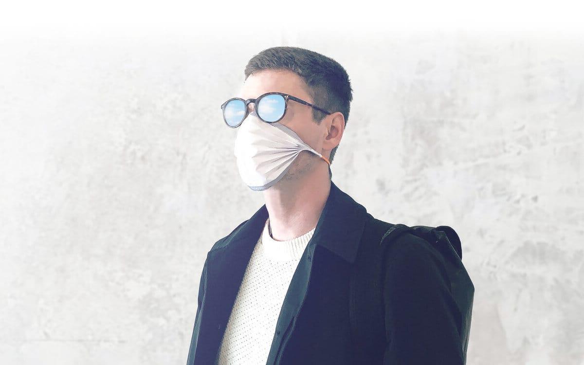 Einweg-Maske - Print your mask