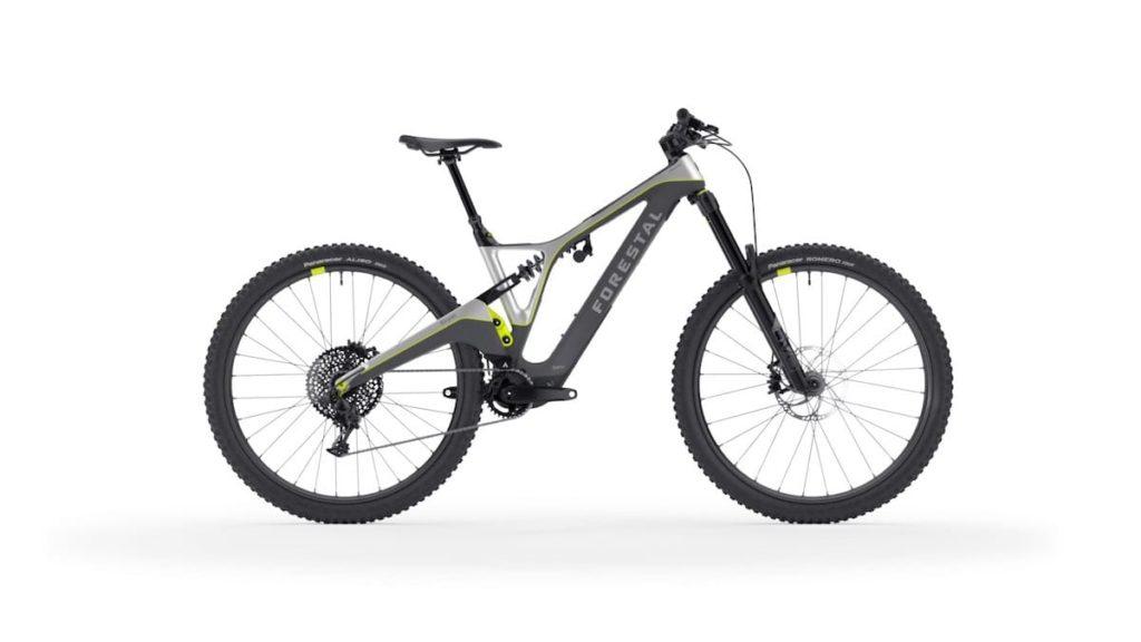 Forestal Siryon E-Bike