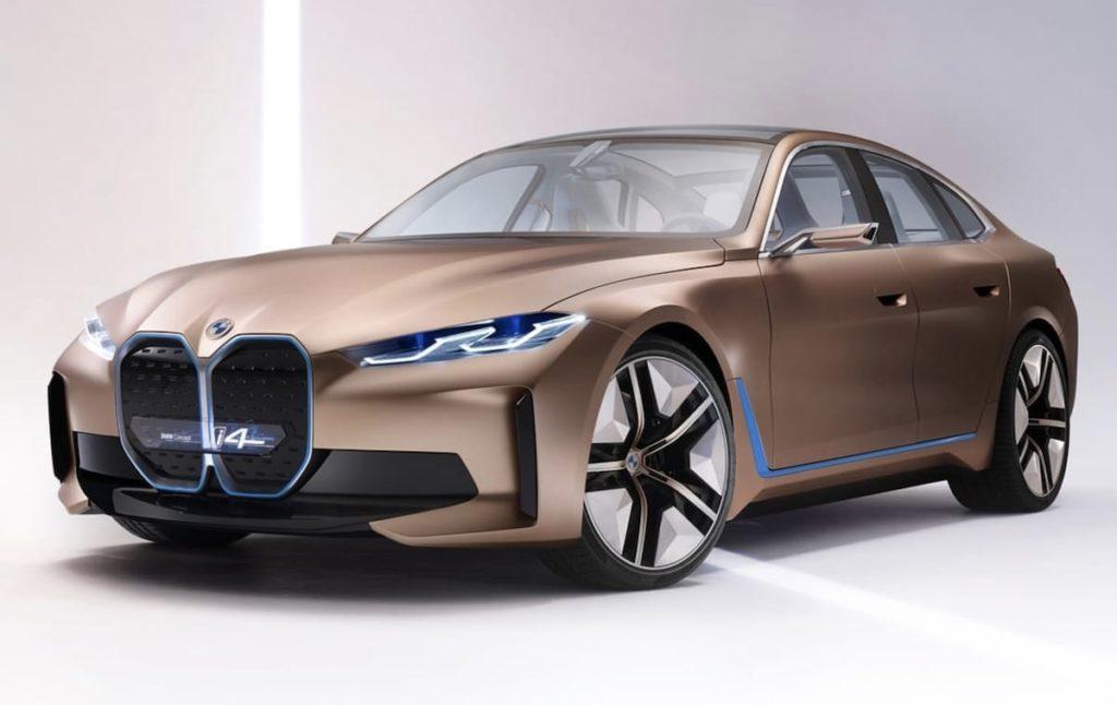 i4 Concept von BMW