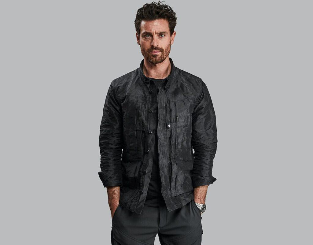 Indestructible Jacket von Vollebak