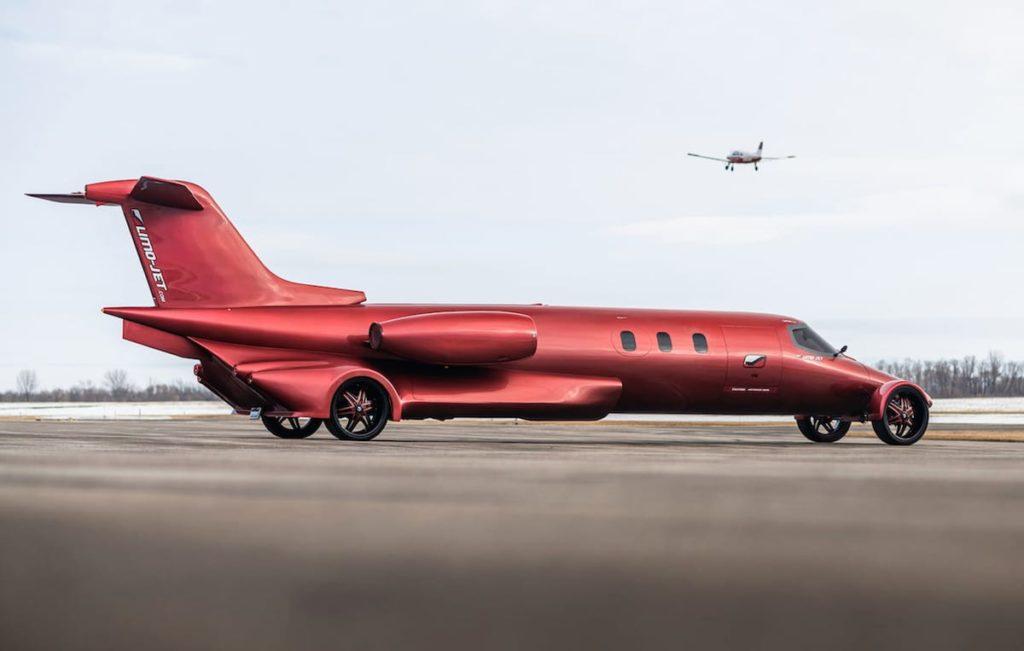Limo-Jet Hybrid Flugzeug
