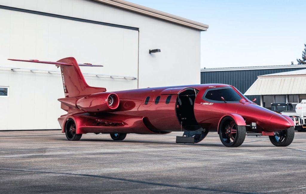 LimoJet - der Hybrid Learjet