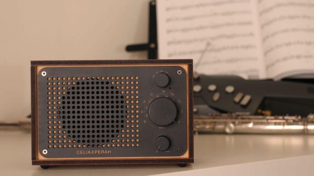 R1 DIY Bluetooth Radio  von Celia & Perah