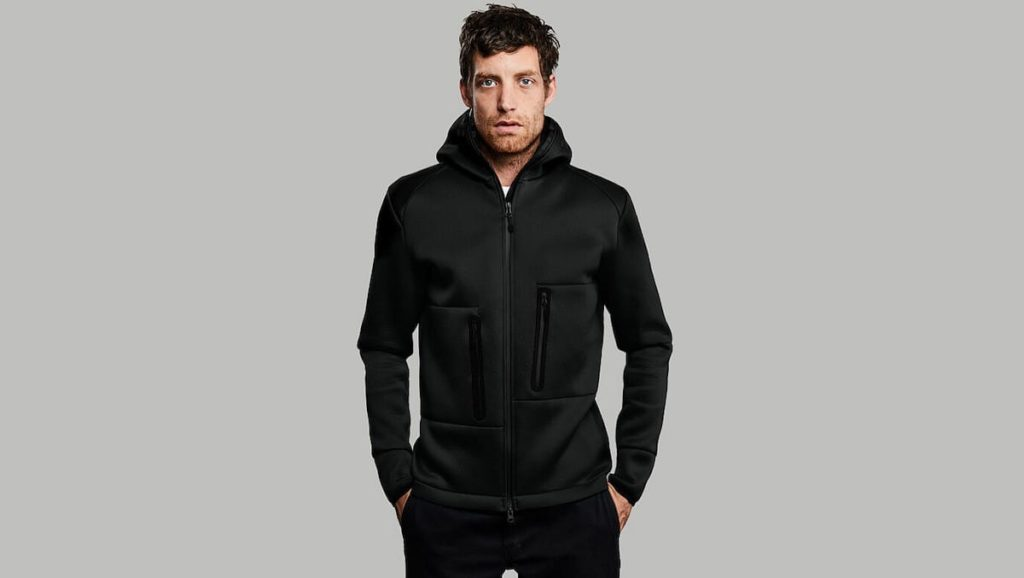Relaxation Hoodie Model