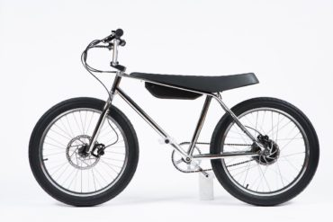 The Urban Ultralight E-Bike von Zooz Bikes