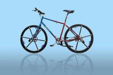 Das Faltrad Tuck Bike