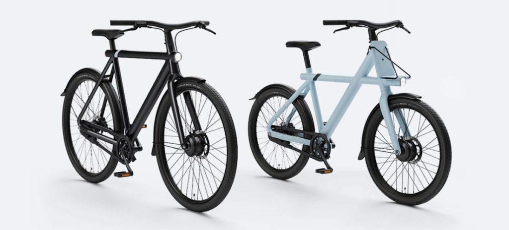 VanMoof S3 und X3 E-Bikes