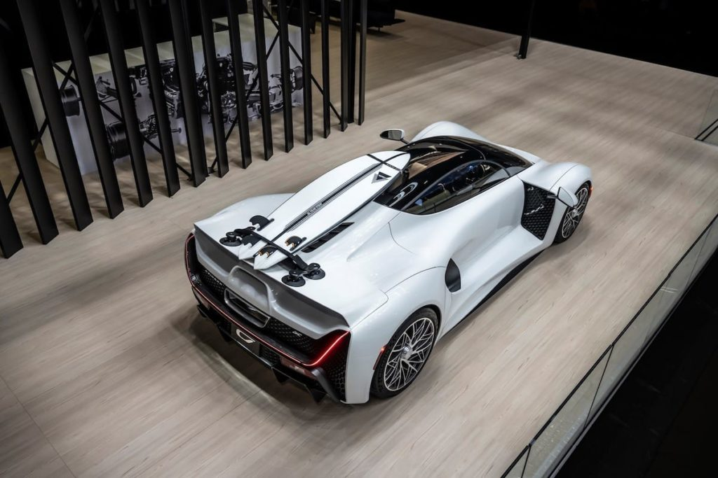 21C Hypercar von Czinger Vehicles21C Hypercar von Czinger Vehicles