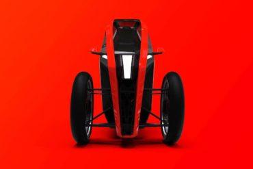 Ako Trike Elektro-Dreirad
