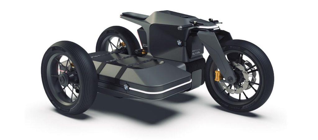 BMW Motorrad x ESMC