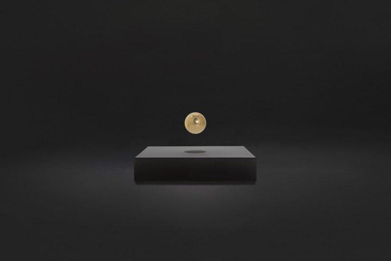 Buda Ball in Gold