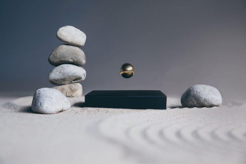 Buda Ball zur Entspannung