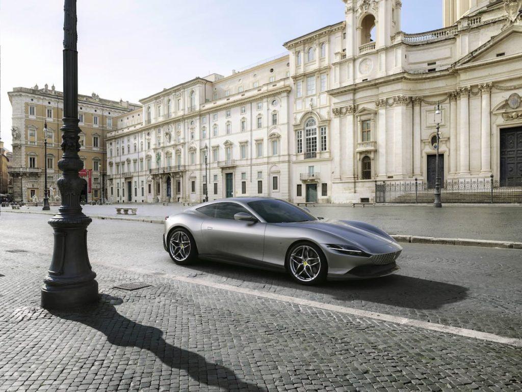 Ferrari Roma Capitale Abbildung