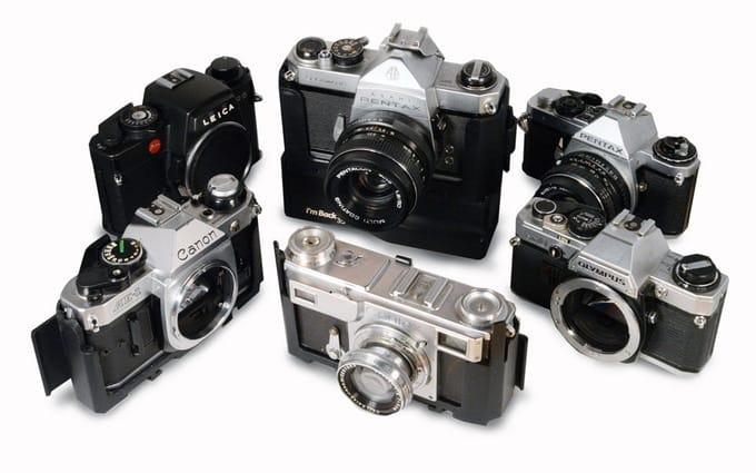 I'm Back 35 Kamera Aufsatz - Modelle