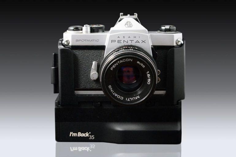 I'm Back® 35 Kamera