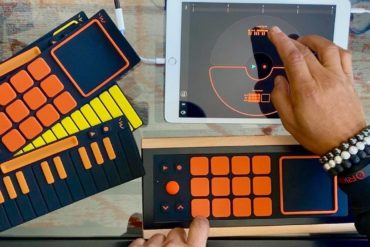 Joué Music MIDI-Controller