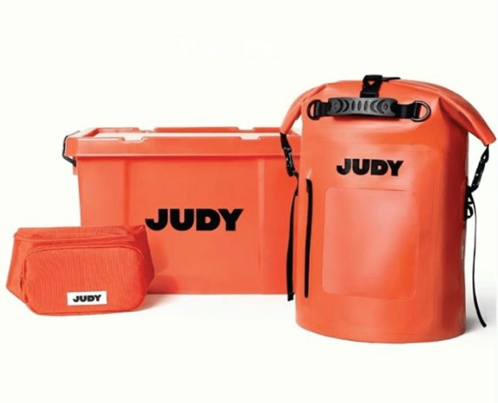 Die Judy Emergency Kits