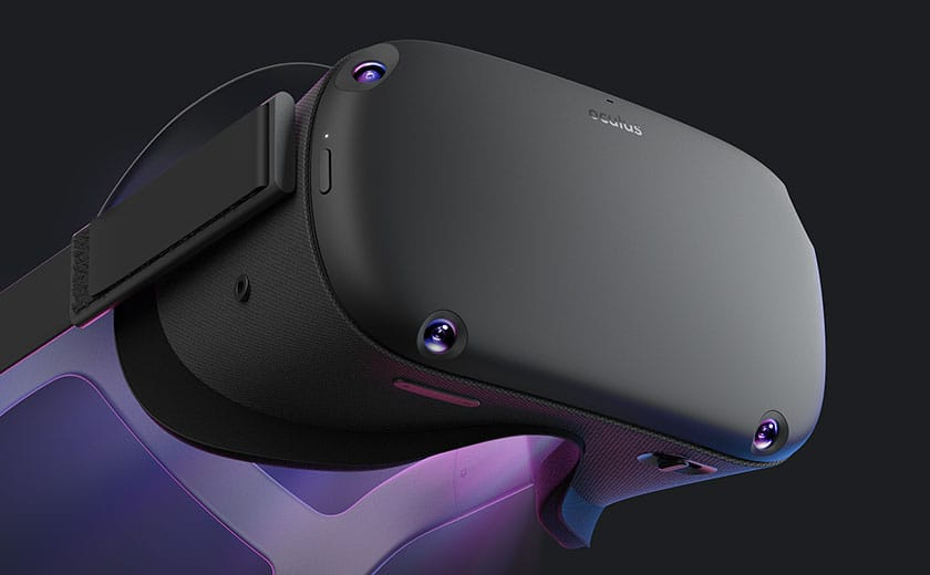 Oculus Quest All-in-One-VR Headset 2