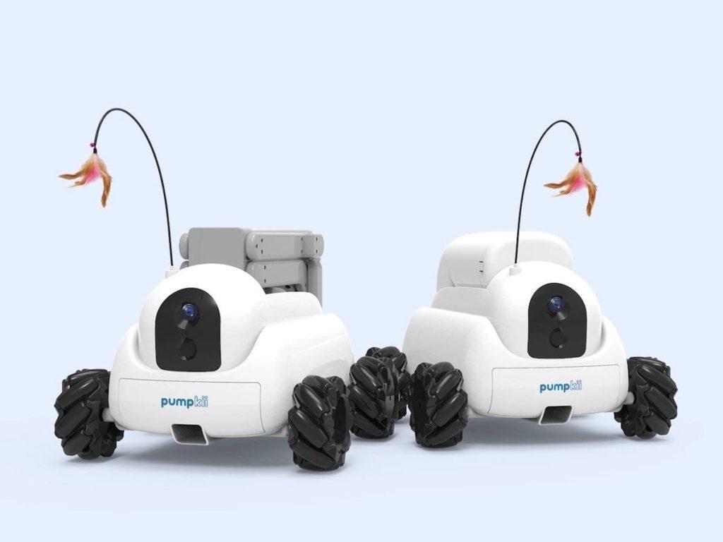 Pumpkii Roboter