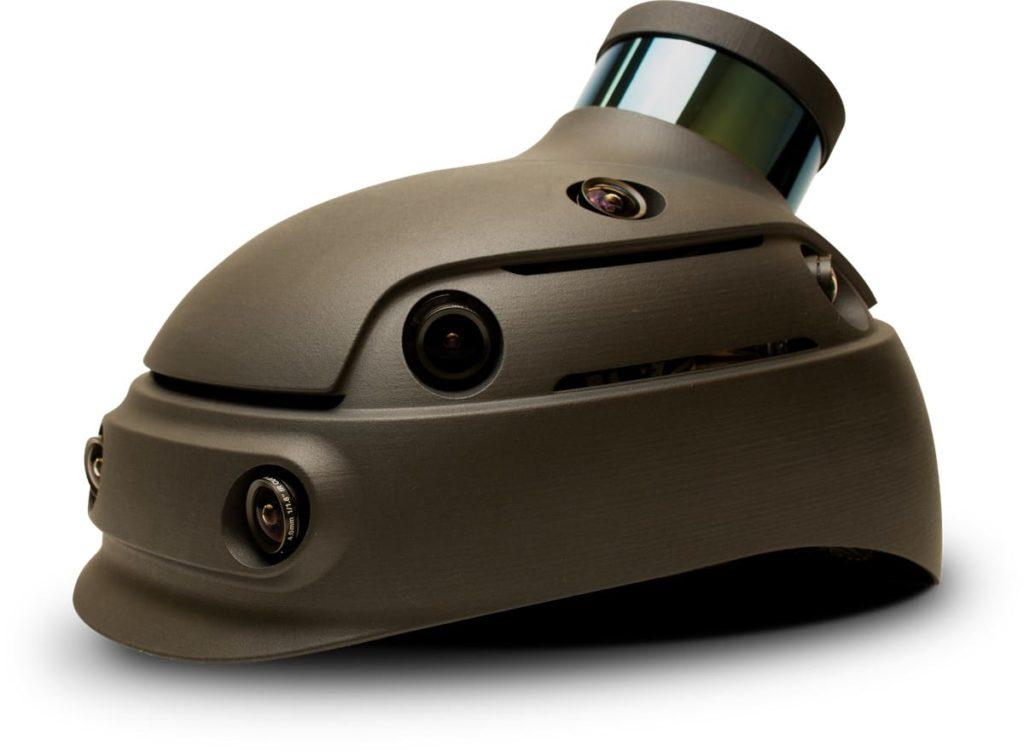 Rescan Helm - Detailansicht