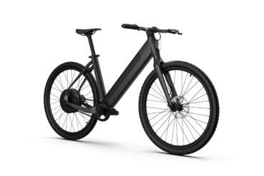 Riide 2 E-Bike in der Farbe Asphalt