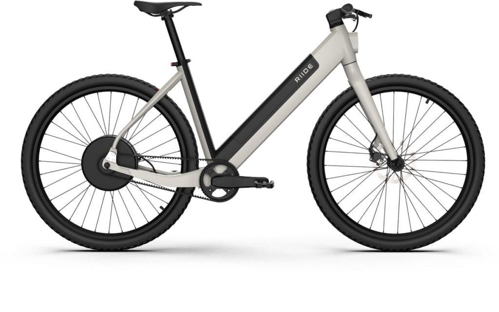 Riide 2 E-Bike in der Farbe Concrete
