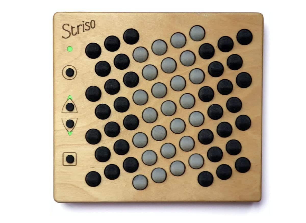 Striso board - multidimensionaler Controller