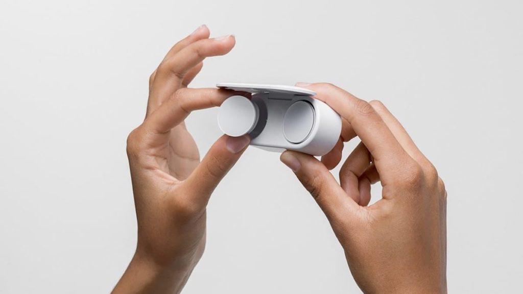 Surface Earbuds von Microsoft