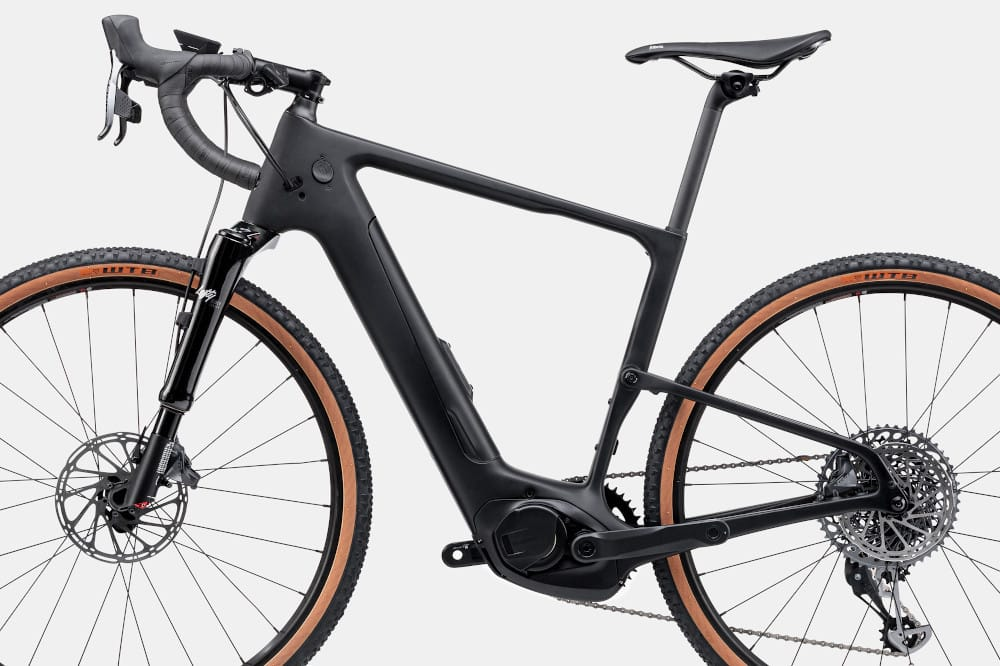 Topstone Neo Carbon Lefty 1 Gravel E-Bike Details