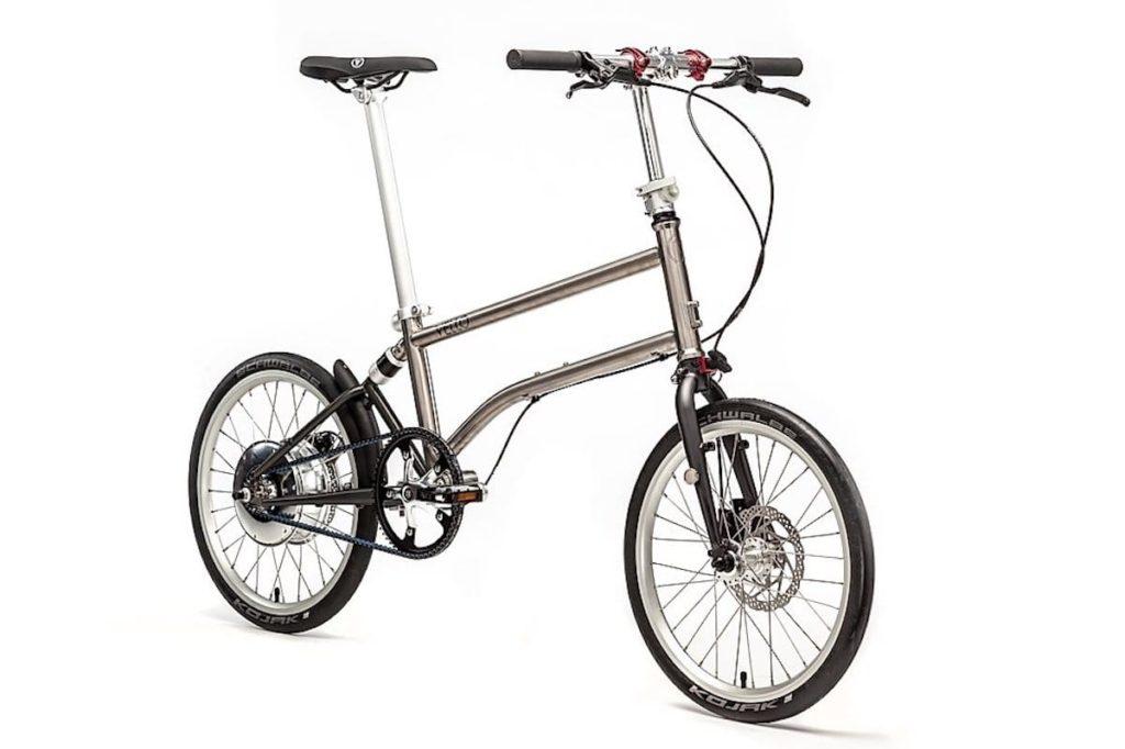 Vello Bike+ in Titan