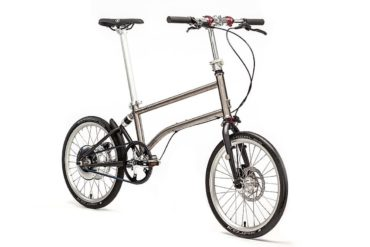 Vello Bike+ in Titan