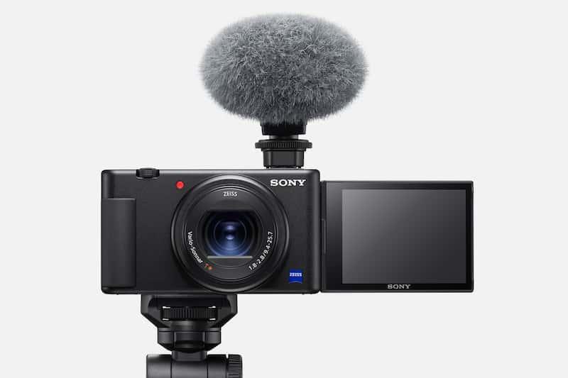 Vlog ZV-1 Kamera von Sony