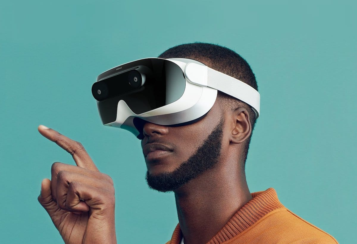 XRSPACE MOVA All-In-One Virtual Reality Device