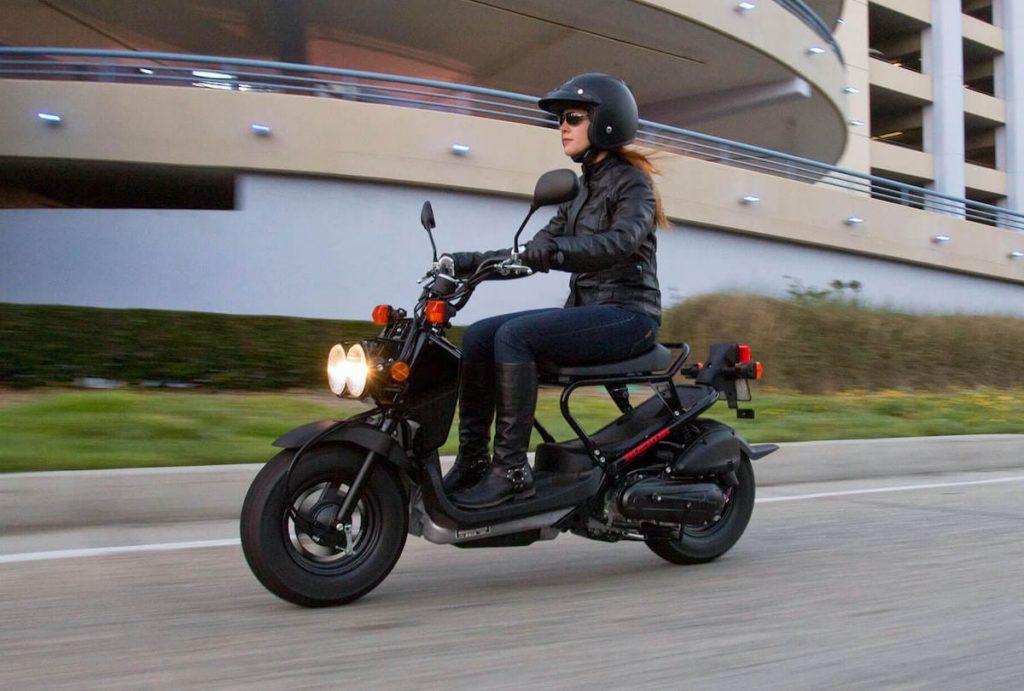 2020 Ruckus Scooter mit Gasantrieb
