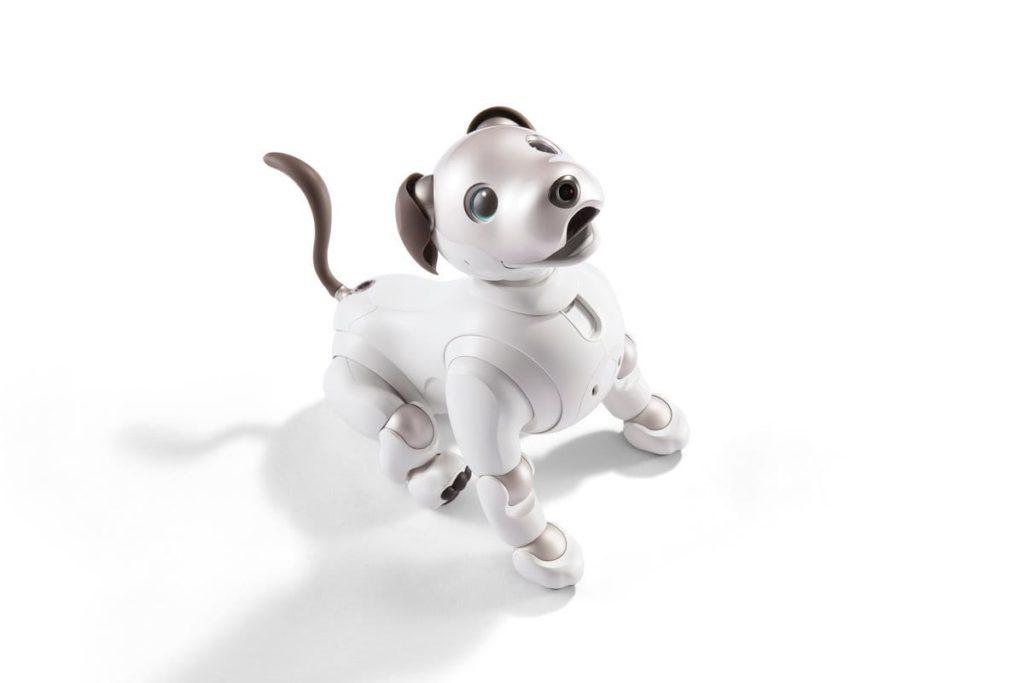 Aibo Roboter-Hund von Sony