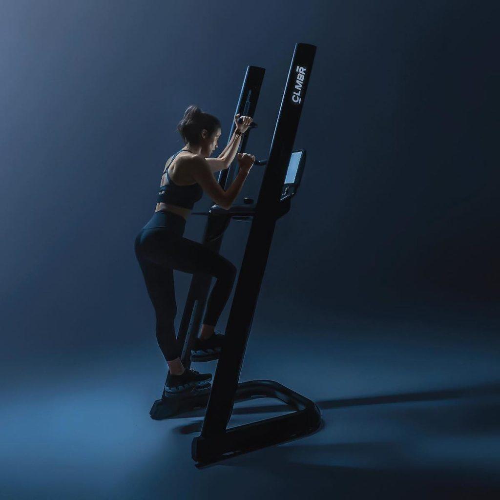 CLMBR Kletter- und Fitnessgerät